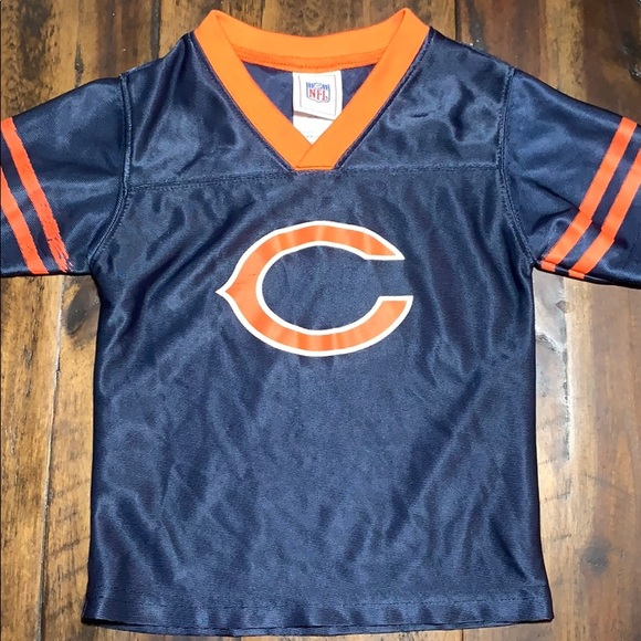 the best attitude 01249 71a9b Chicago Bears toddler jersey